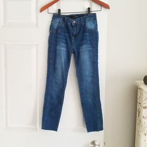 Joe's Jeans size 10 Cut Off Skinny Excellent Cond